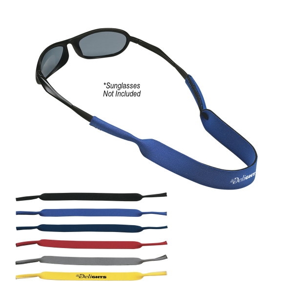 Imprinted Sunglass Strap