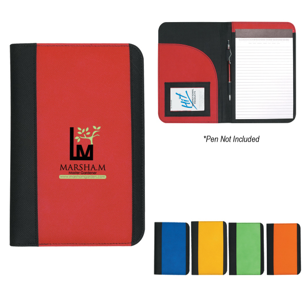 Promotional Non-Woven Small Padfolio