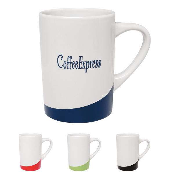 Promotional 14 oz. The Curve Mug