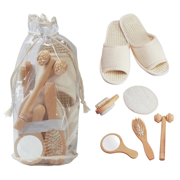 Customized Deluxe His or Her Personal Care Kit