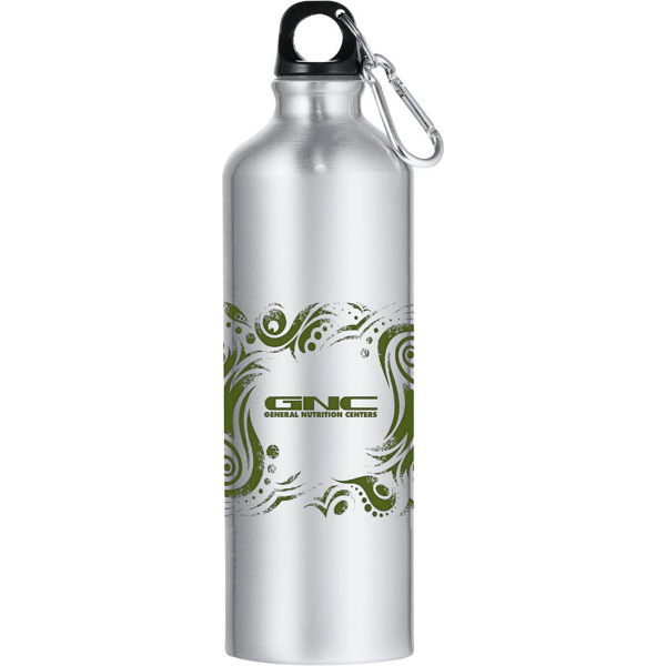 Customized Santa Fe Aluminum Bottle, 26 oz