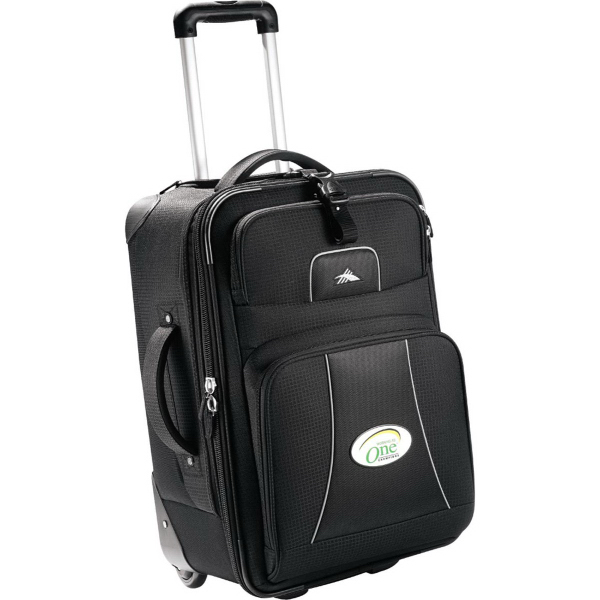 "Custom High Sierra (R) Elevate 22"" Expandable Carry-On"
