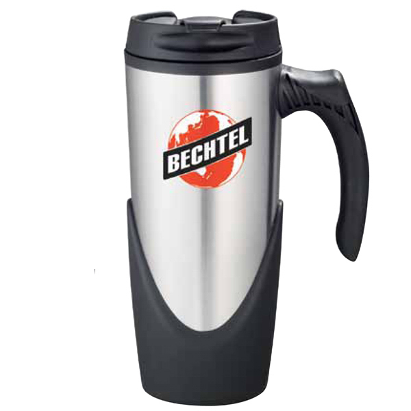 Promotional High Sierra (R) Travel Mug 16 oz