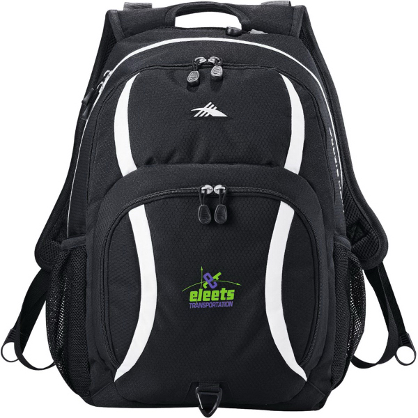 Custom High Sierra (R) Garrett Compu-Backpack