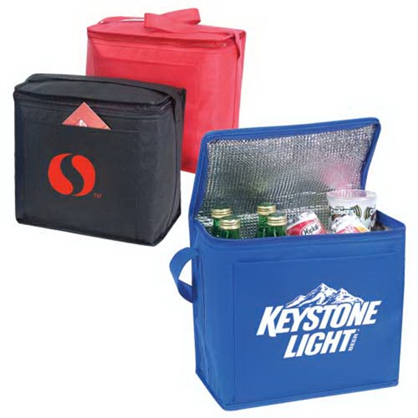 Personalized Non-Woven Cooler