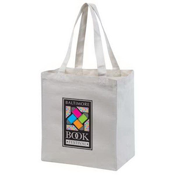 Custom Canvas Shopping Tote