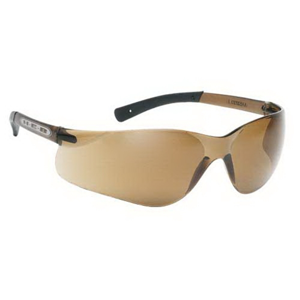 Personalized Lightweight Wrap-Around Safety Glasses