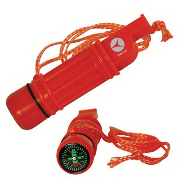 Customized Survival Whistle