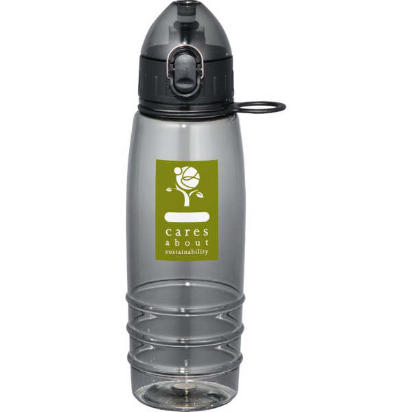 Custom Marathon BPA Free Sport Bottle 22 oz