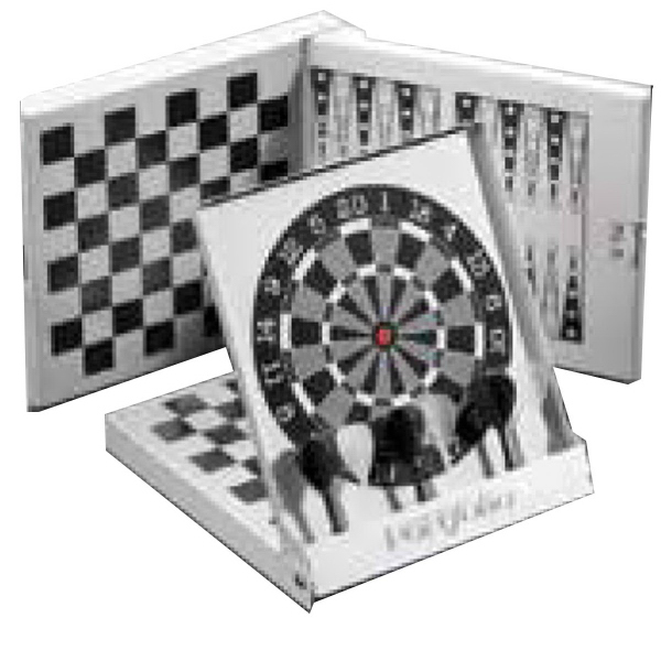 Personalized Three-In-One Magnetic Game