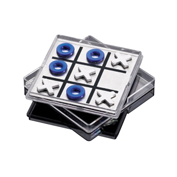 Promotional Custom Magnetic Tic Tac Toe Game