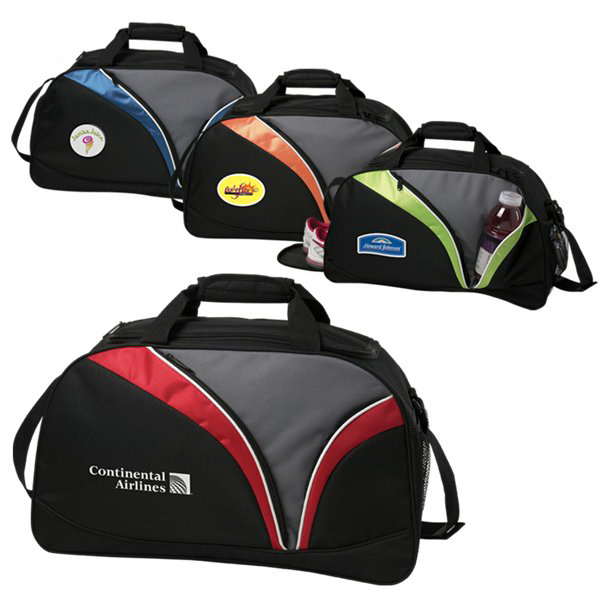 "Personalized Visions 20"" Sports Duffel"