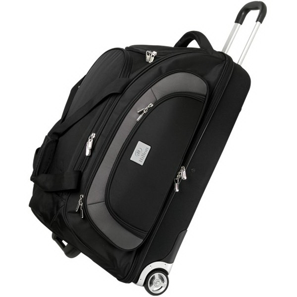 Personalized Wheeled Ferraro Duffel