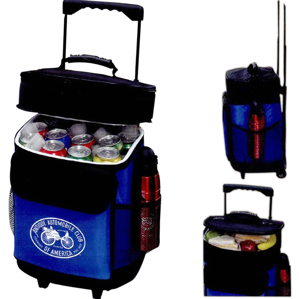 Promotional 30 Can Roller Cooler