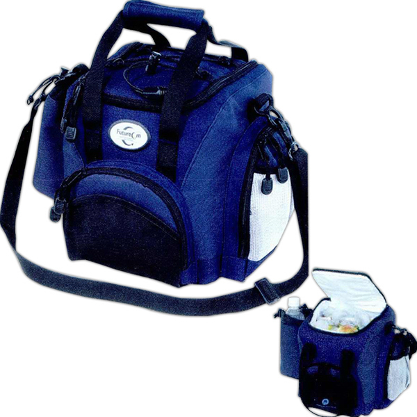 Promotional 12 Can Sports Cooler Bag