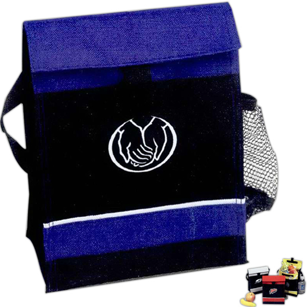 Imprinted Malibu Lunch Bag