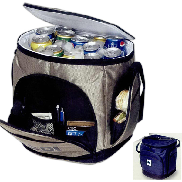 Customized 40 Can Executive Cooler Bag