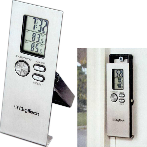 Promotional Indoor / Outdoor Thermometer