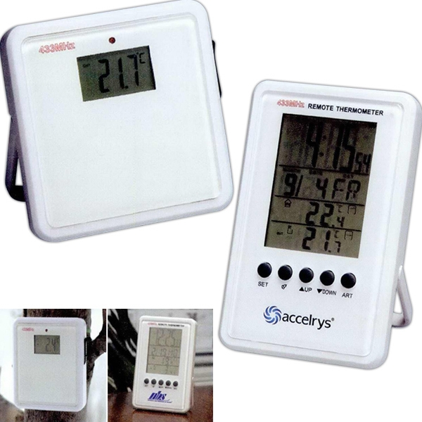 Printed Wireless Weather Station