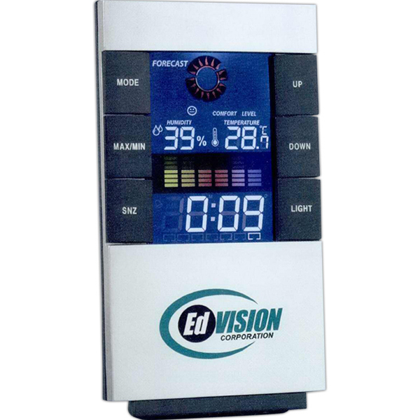 Promotional Borealis Weather Station With Color Display