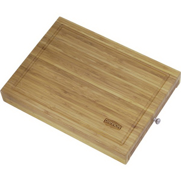 Custom Bamboo Cutting Board With Knives