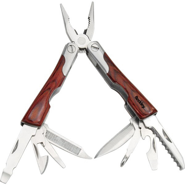 Personalized Mini Wood Multi-Tool