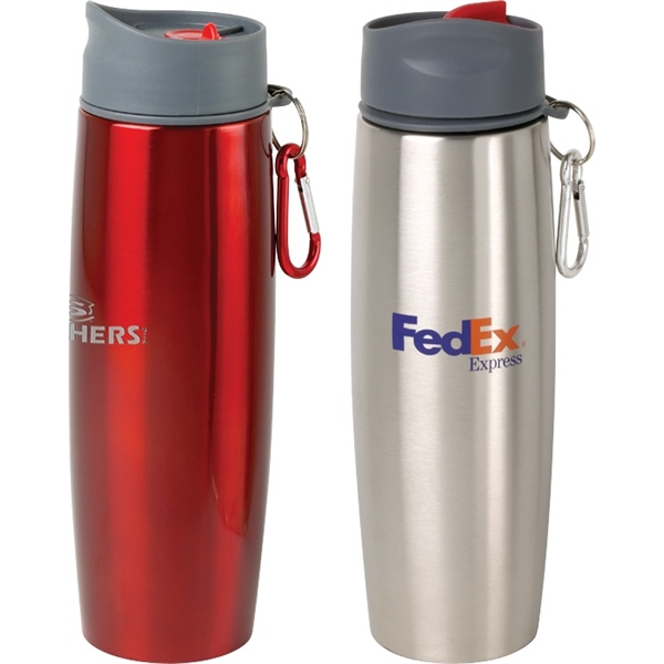 Customized 16 oz. Duo Insulated Tumbler/Water Bottle