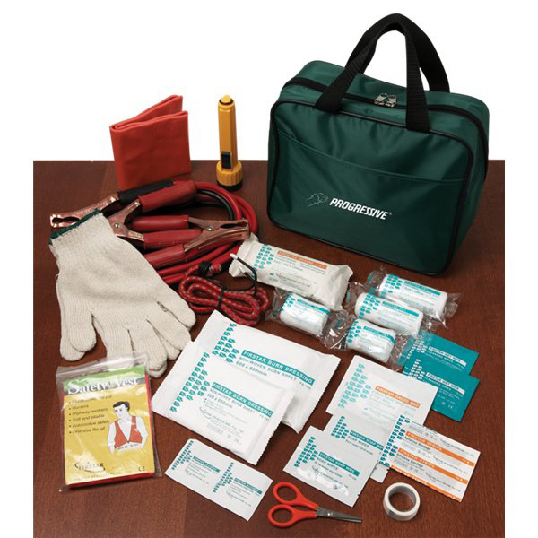 Promotional 39 Piece Roadside First Aid Kit