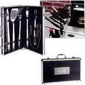 Customized Delta BBQ Set 7 piece