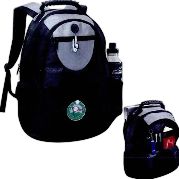 Promotional Jazz Computer Backpack