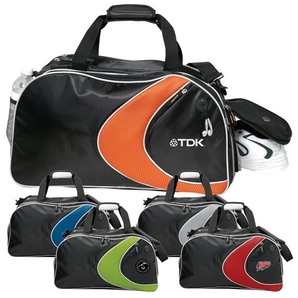 Customized Extreme Sports Duffel Bag