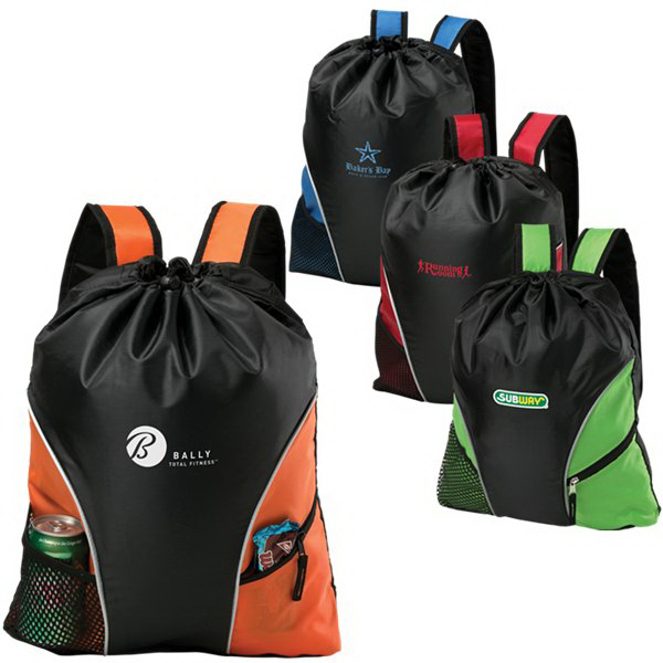 Promotional Cyclone Cinch Backpack