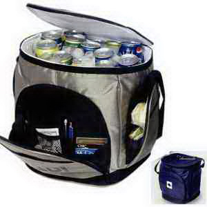 Imprinted 40 Can Executive Cooler Bag