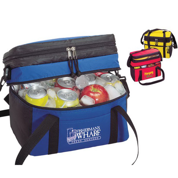 Custom 12 Pack Plus Insulated Picnic Cooler