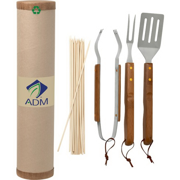 Customized Eco BBQ Set