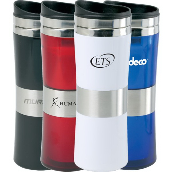 Customized 13 oz. Signal tapered tumbler