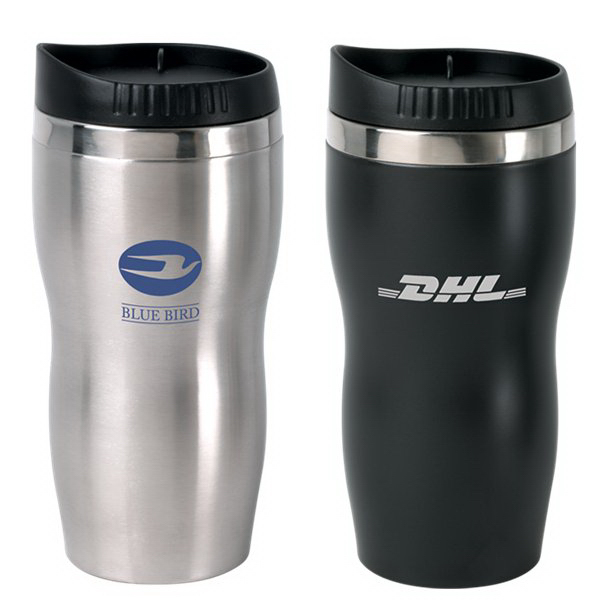 Imprinted 15 oz. Clench tumbler