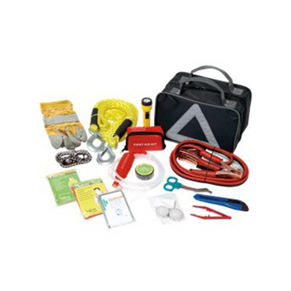 Customized Roadsafe First Aid/Emergency Kit