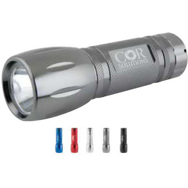 Custom Pocket Aluminum Flashlight