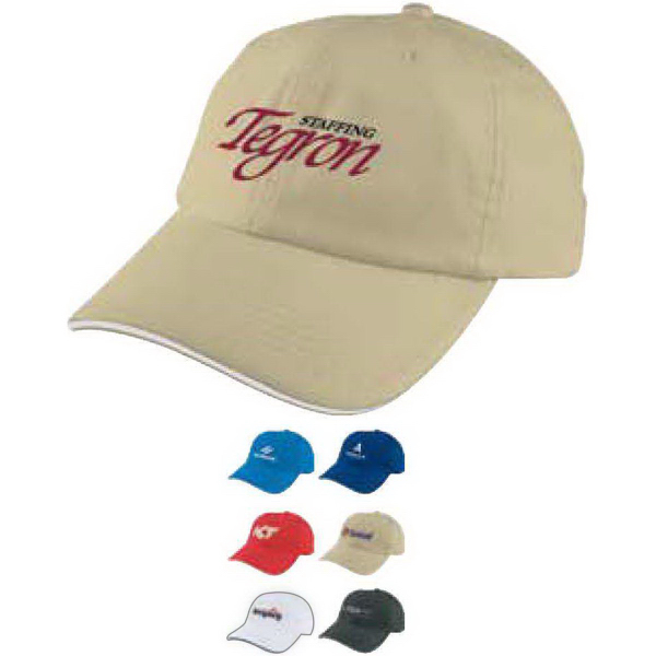Promotional Structured Pro Sandwich Cap