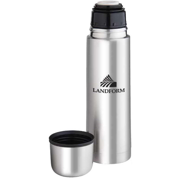 Custom 16 oz. Stainless Steel Vacuum Bottle