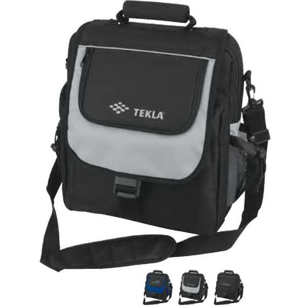 Personalized Vertical Design Computer Bag