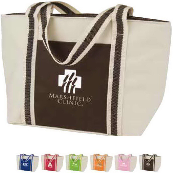 Custom Mini-Tote Lunch Bag
