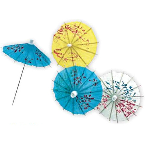 Promotional Cocktail umbrellas