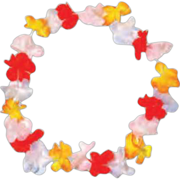Promotional Silk flower leis