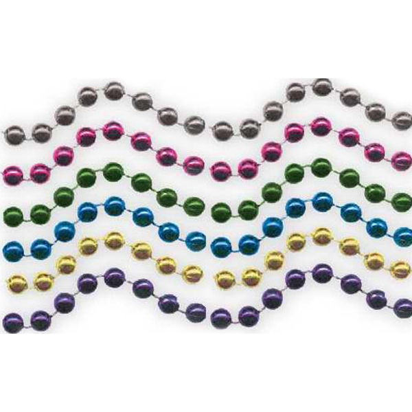 Customized Multi-Colored Bead Necklace