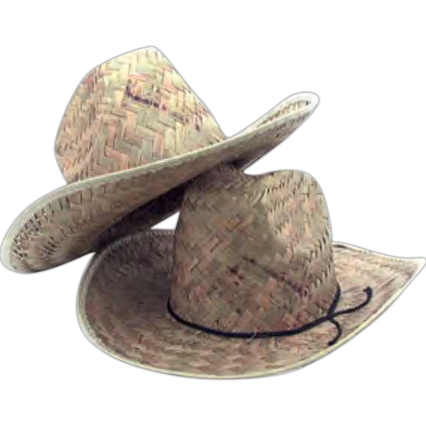 Customized Straw cowboy hats