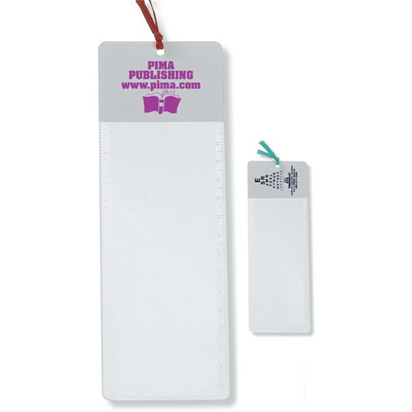 Promotional Bookmark Magnifier