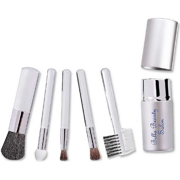 Imprinted Cosmetic Brush Set