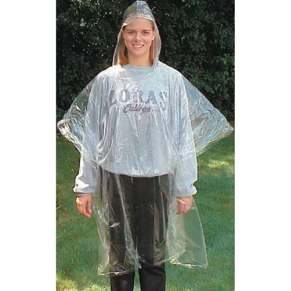 Customized Rain Poncho